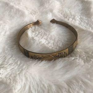 Jewelry - Elephant Cuff Bracelet